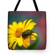 June Beetle Tote Bag