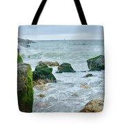 June Gloom Beauty Tote Bag