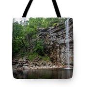 June Morning At Awosting Falls II Tote Bag