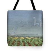 June Morning Tote Bag