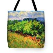 June Orchard Tote Bag