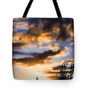 June Sunset Tote Bag