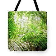 Jungle Abstract 1 Tote Bag