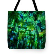 Jungle Colors Tote Bag