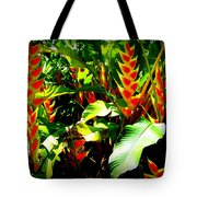 Jungle Fever Tote Bag