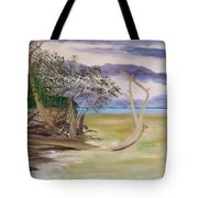 Jungle Gym Mangrove Tree Tote Bag