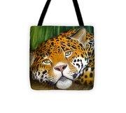Jungle King Tote Bag