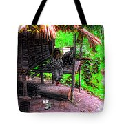 Jungle Life Tote Bag