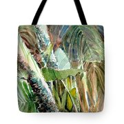 Jungle Light Tote Bag