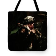 Jungle Out There Tote Bag