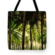 Jungle Paradise Tote Bag by James BO  Insogna