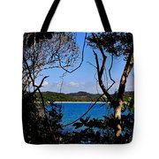 Jungle Portal Tote Bag