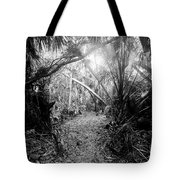 Jungle Trail Tote Bag