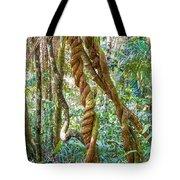 Jungle Vines Tote Bag