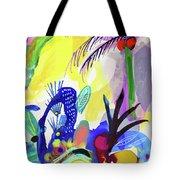 Jungle Vision Tote Bag