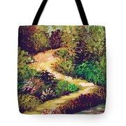 Jungle Walk Tote Bag