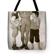Junior Red Cross Poster Tote Bag