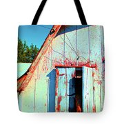 Junior's Barn Window Tote Bag