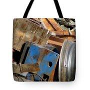 Junk 13 Tote Bag