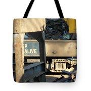 Junk 7 Tote Bag