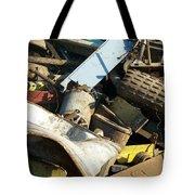 Junk 8 Tote Bag