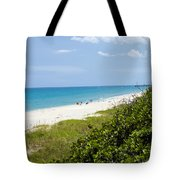 Juno Beach On The East Coast Of Florida Tote Bag