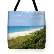 Juno Beach On The East Coast Of Florida Tote Bag