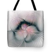Junos Mercy - Fractal Art Tote Bag