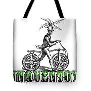 Junquentoys Bike-o-vator Tote Bag