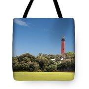 Jupiter Inlet Lighthouse Tote Bag