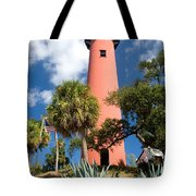 Jupiter Lighthouse II Tote Bag