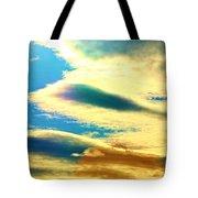 Jupiter Rising Tote Bag