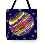 Jupiter Ss Tote Bag