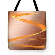 Jupiter Wrapped Around My Fingers Tote Bag