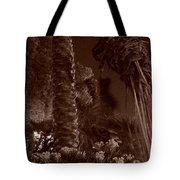Juraissic Palm Number 1 Tote Bag
