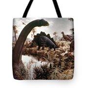 Jurassic Swamp Tote Bag
