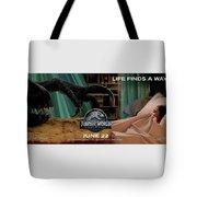 Jurassic World Fallen Kingdom 2.5 Tote Bag