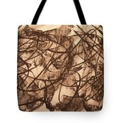 Jurisdiction Indine Tote Bag