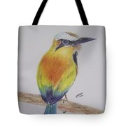 Juruva Bird Tote Bag