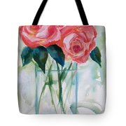 Jus The Two Of Us Tote Bag