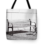 Just A Chat Tote Bag
