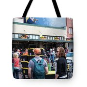 Just A Cuppa Tote Bag