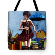 Just A Doll Tote Bag