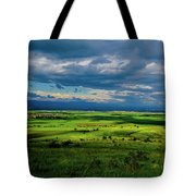 Just A Few Miles Away Tote Bag