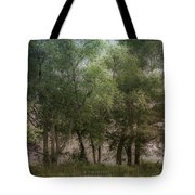 Just A Few Trees Tote Bag