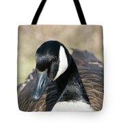 Just A Goose Tote Bag