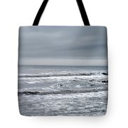 Just A Grey Day Tote Bag