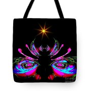 Just A Little Bit Abstract Tote Bag