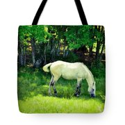 Just A Little Shade Tote Bag
