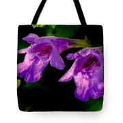 Just A Little Wild Flower Tote Bag